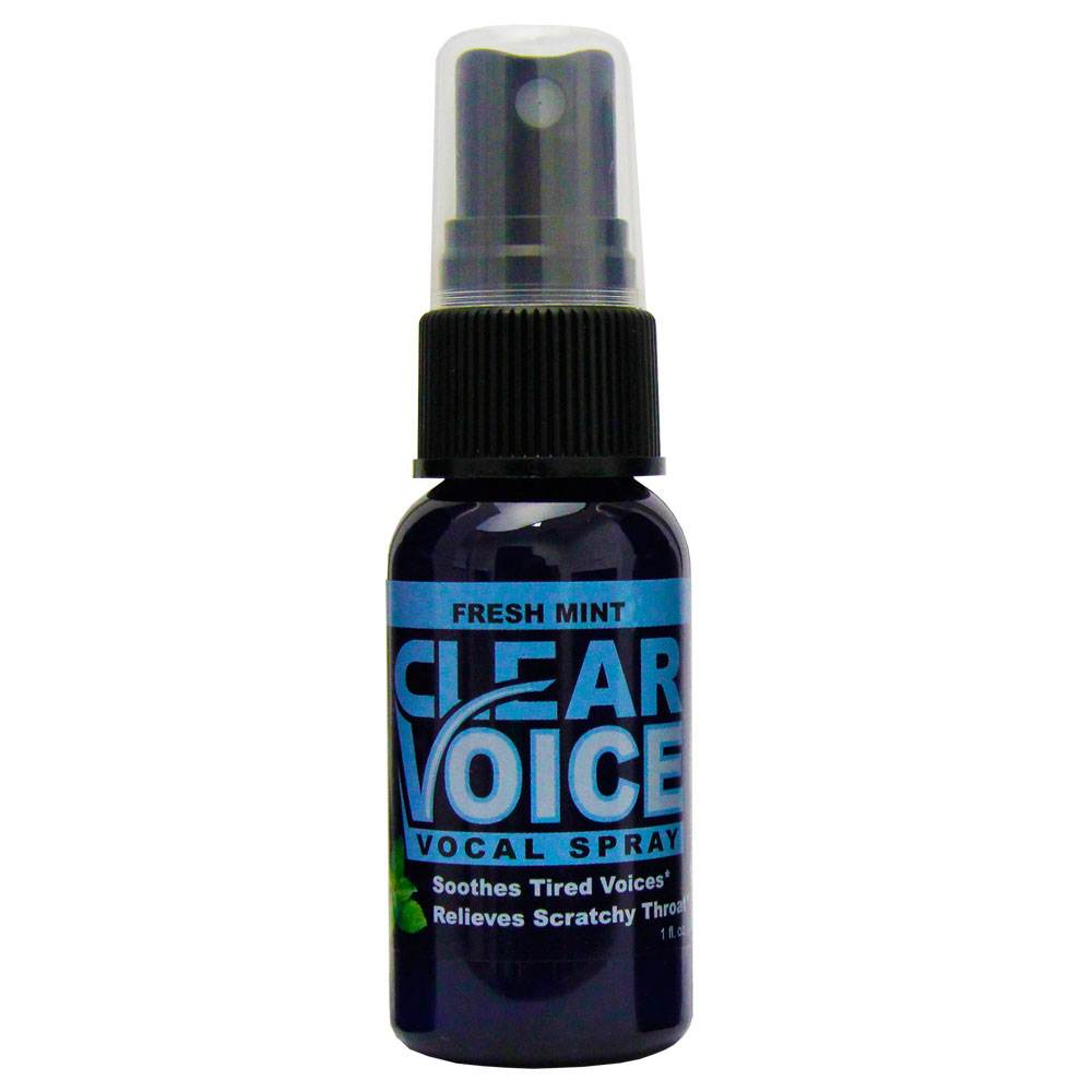 Fresh Mint Clear Voice Vocal Spray