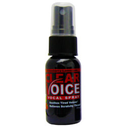 Strawberry Lemonade Clear Voice Vocal Spray